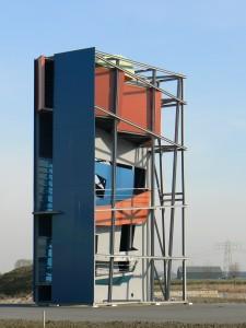 'A box of Ideas, an architectural folly'