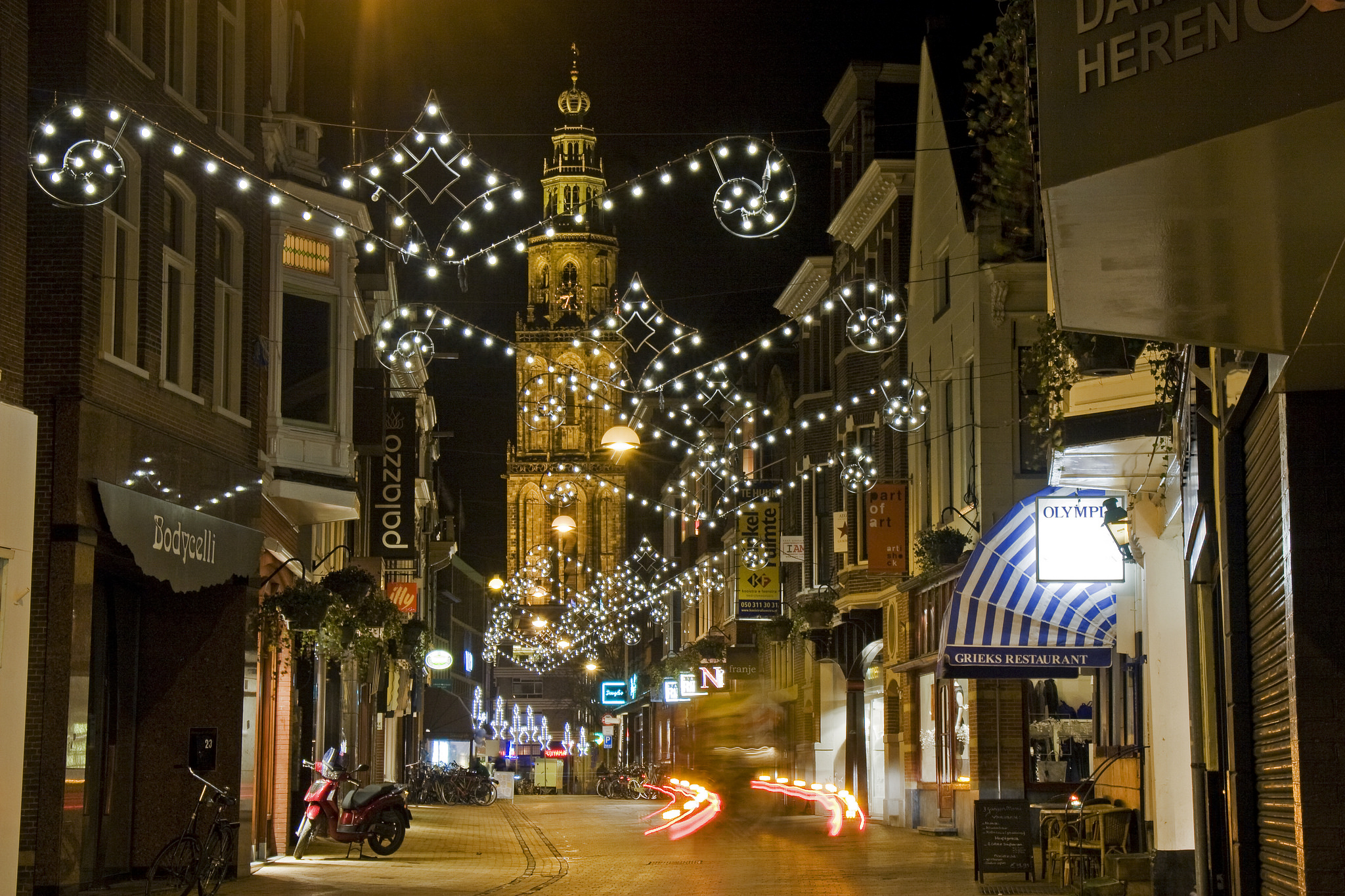 A guided tour through Groningen
